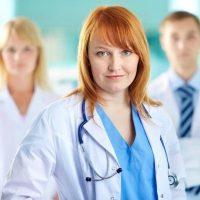 Женщина - врач